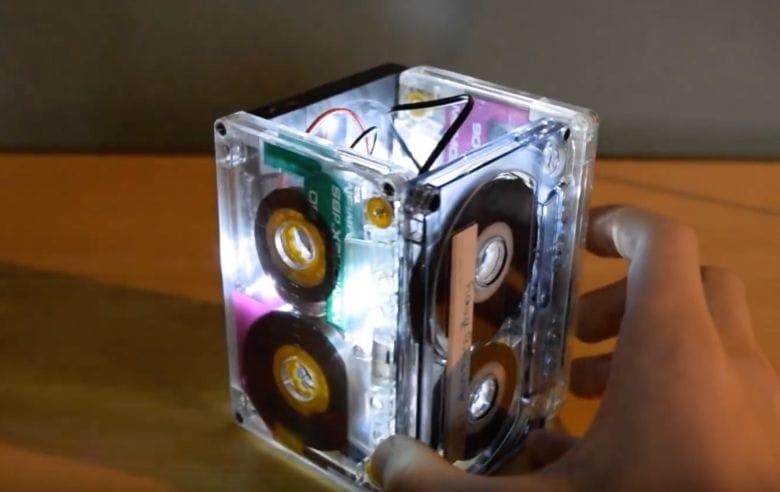 kassetten