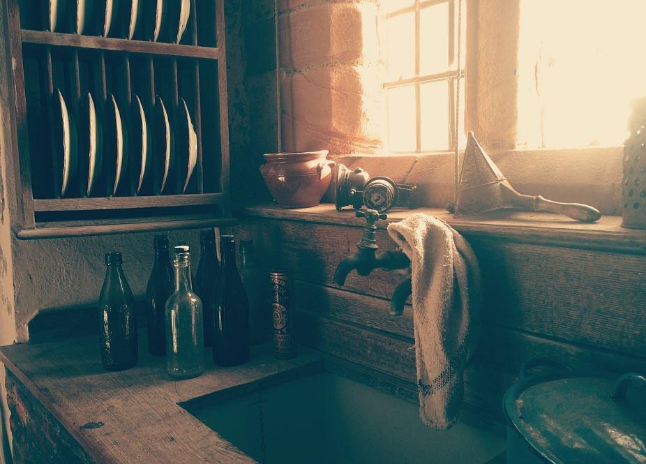 Lappen und Tücher Küche
