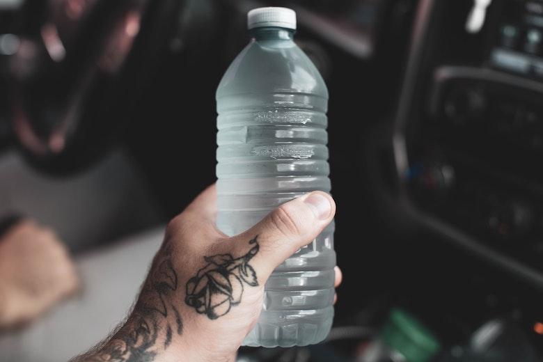 Plasticflasche