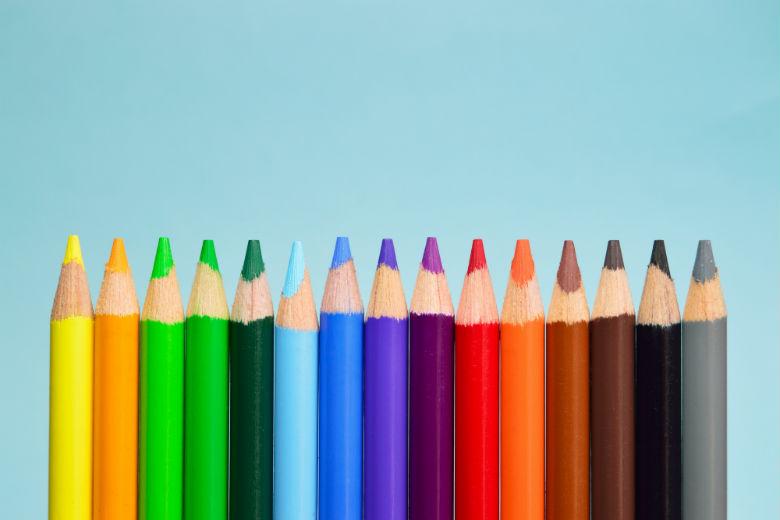 Farbe Persönlichkeit
