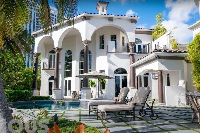 Häuser Berühmtheiten